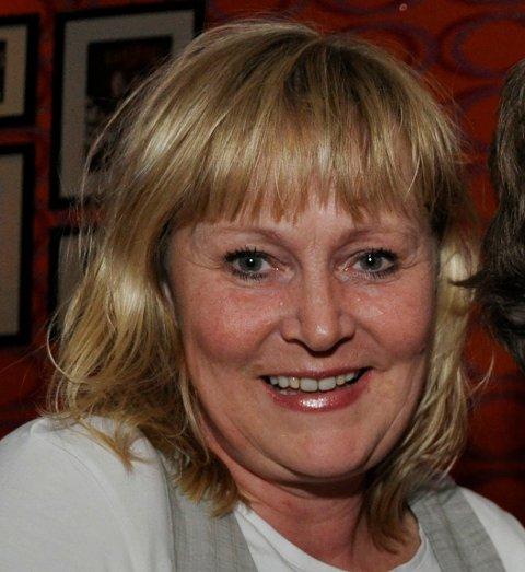 NOMINERT: Hilde Dahlen.