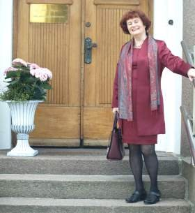 PENSJONERES: Kari Nordheim-Larsen går av med pensjon etter 12 år som fylkesmann.