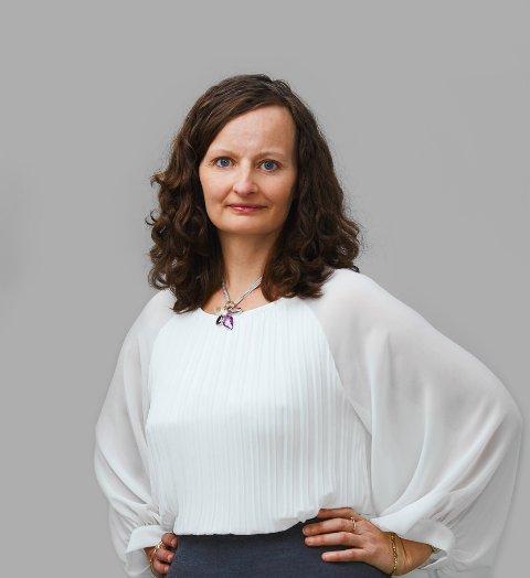 ADVOKAT: Marianne H. Dragsten ved Vaar Advokat representerte Barents ByggConsult i den midlertidige forføyningen som ble behandlet i Indre og Østre Finnmark tingrett.