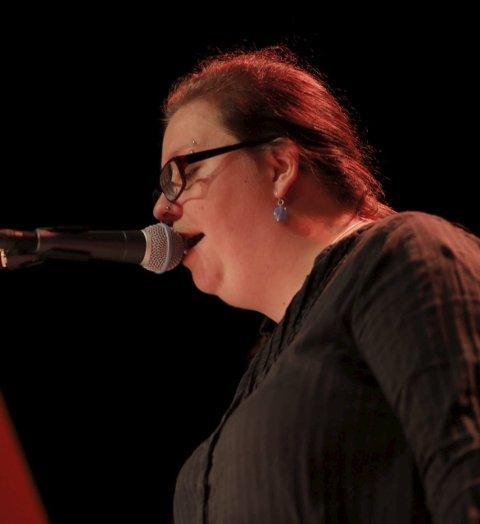 Superkonsert: Oda og de andre i Liunggjengen leverte sitt livs konsert, ifølge bandleder Fisknæs.