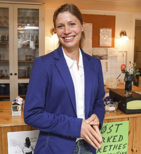 Ny varaordfører: Karianne Karlsen Kullerud (Sp).