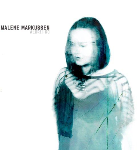 Cover: Slik ser debutplata til Markussen ut.