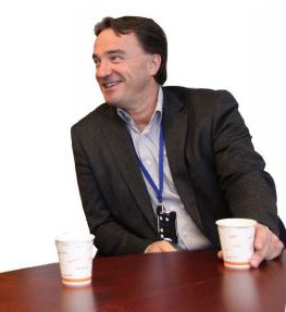 Hugo Halvorsen, leder for Olavsvern Group.