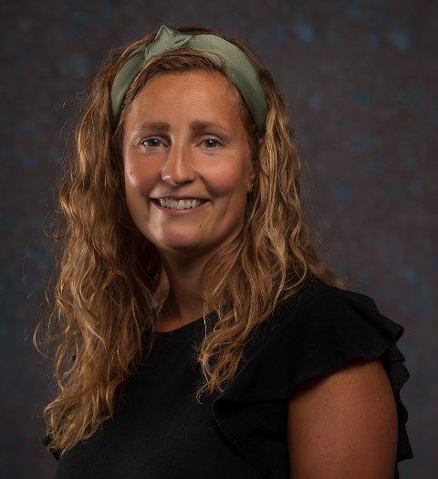 SMITTE: Ellen Dieset Berget er styreleder i Åmot montessoriskole og Åmot montessoribarnehage.