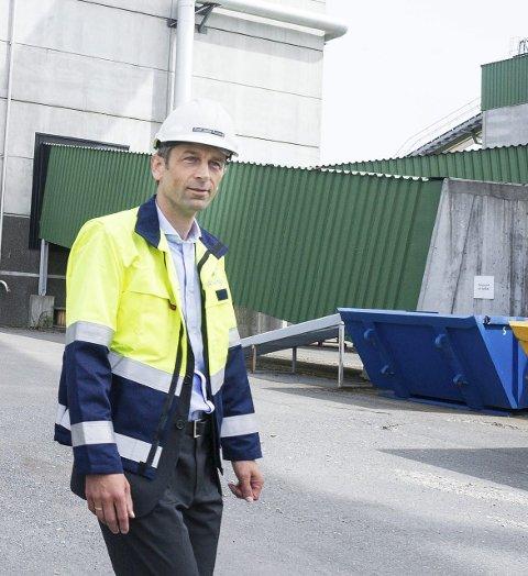 - VIKTIG: Dette kan få flere mulige samarbeidspartnere på banen, tror Rolf Jarle Aaberg i Treklyngen AS.Foto: Frode Johansen