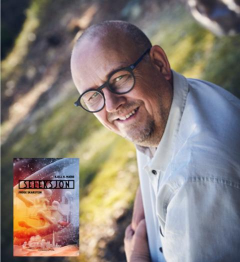Kjell H. Mære, bosatt i Valdres, kommer med sin fjerde bok denne høsten.