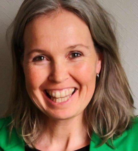 UTMELD: Linda Skaar, kommunestyrerepresentant i Vindafjord, har meldt seg ut av MDG.