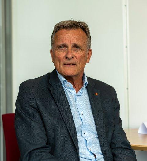STABILE TALL: Nav-direktør for Vestfold og Telemark, Terje Tønnessen.