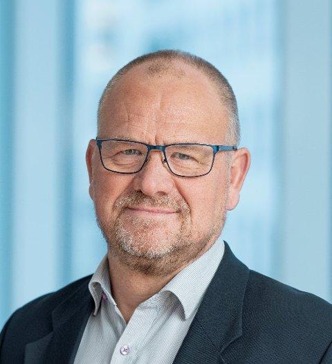 Geir Fuglseth i Statkraft.