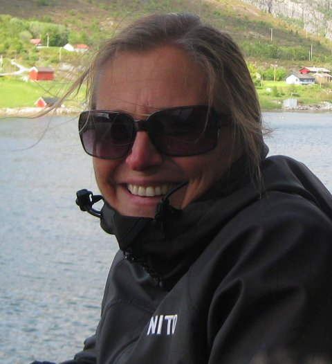 Hanne Hagby er ny rektor på Kongsberg vgs.
