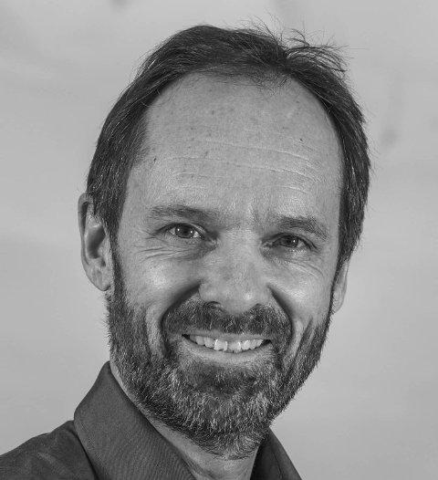 Kronikk Jan-Gunnar Winther Direktør, Senter for hav og Arktis