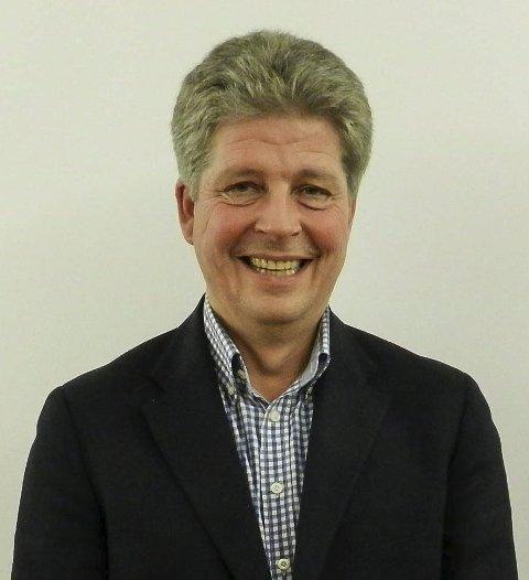 Alf Ulven Høyre Varaordfører, formannskapet