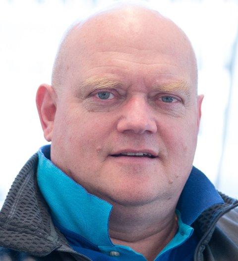 FALLER: – Det er mindre skulk enn tidligere, sier Hamar katedralskole-rektor Stig Johannessen. (Foto: Jo E. Brenden)