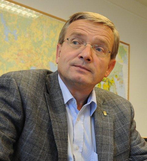Tar tid: Rådmann Gisle Dahn tror kommunen til slutt vil få tomtegaven godkjent.