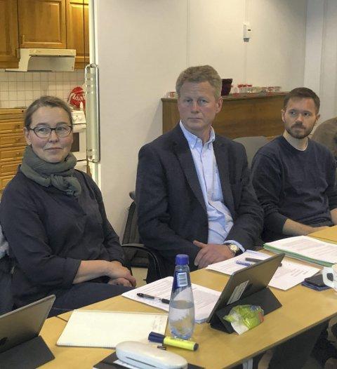 Tove Hage Aargaard, Knut Aall og Jan Roger Ekedal fra Xtra-Lista er tre av dem som står bak dette brevet til ordfører og kommunedirektør.