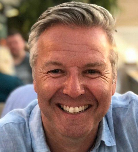 Andree Grundstad Meby er ansatt som ny direktør for økonomi og administrasjon i Studentinord (Nord studentsamskipnad).