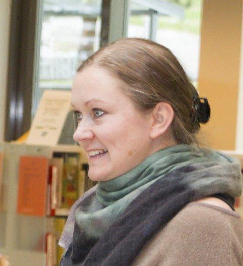 LEDER: Britt Helene Nygaard-Eriksen er leder i Mental Helse Kongsvinger.