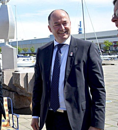 Regjeringen må reagere nå: Morten Stordalen (FrP) frykter for mange lokale bedrifter etter nok en nedstengning. Foto: Synne Eggum Myrvang