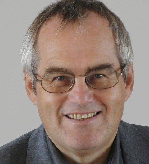 Jørn Michalsen, medstifter av Ekholt Ballklubb