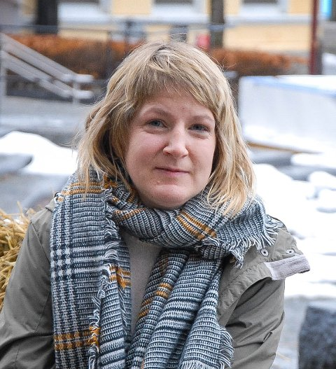 MODIG KVINNE: Birgitte Holmsen er ikke redd for å stå opp for mennsker med nedsatt funksjonsevne. Hun gir seg ikke med det første.