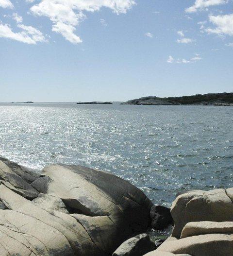 Folehavna er et yndet turmål for mange i Sandefjord.