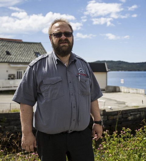 Morten Klementsen, singelrepresentant for partiet Bygdelista Folkeviljen i Meland, meiner «Nordhordland» blir misvisande som namn på den nye storkommunen. Arkivfoto