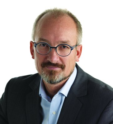 BANKSJEF: Pål Strand, administrerende direktør i Sparebanken Øst-