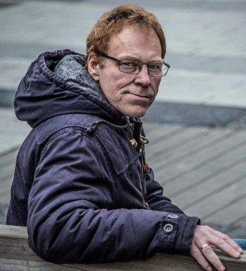 POSITIV: Øivind Halvorsen er ikke bitter, til tross for flere store prøvelser i livet. ARKIVFOTO: GEIR A. CARLSSON