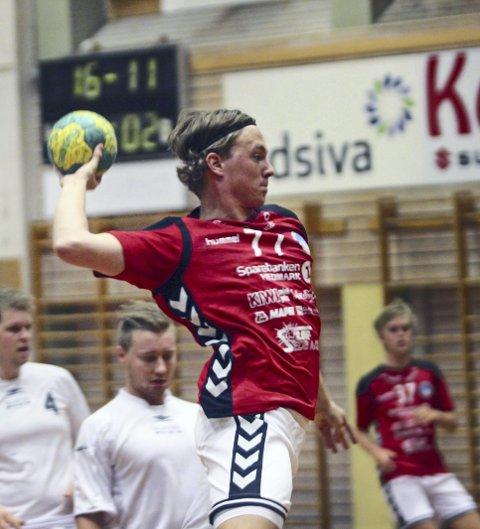Tung Helg: For Eirik Bjerke og resten av KIL-gutta ble det en tung helg med to tap.Foto: Arkiv