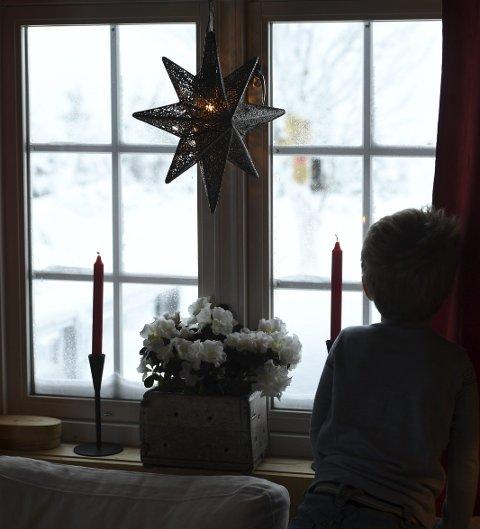 Gled deg over jula og dem du har rundt deg, skriver ansvarlig redaktør i GD, Kristian Skullerud.