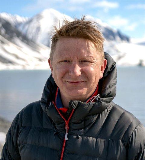 TILBAKE: Bjørn Tore Markussen blir ny koserndirektør i Sparebank 1 Nord-Norge.