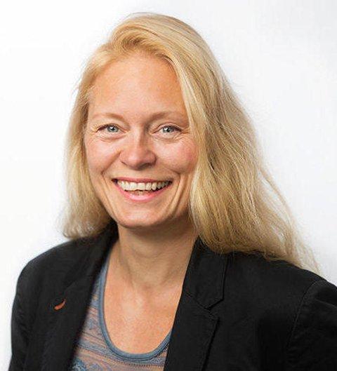 Kommunikasjonssjef Hege Steinsland i BankID Norge.