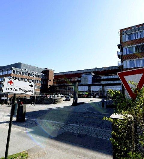 MER PASIENTVENNLIGE: på de nye nettsidene til Sykehuset i Vestfold skal det bli lettere å finne informasjon for pasienter og pårørende. Foto: Kirvil Håberg Allum