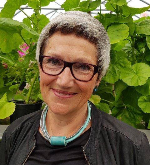 Bente Bjerknes, førstekandidat til kommunevalget i Frogn