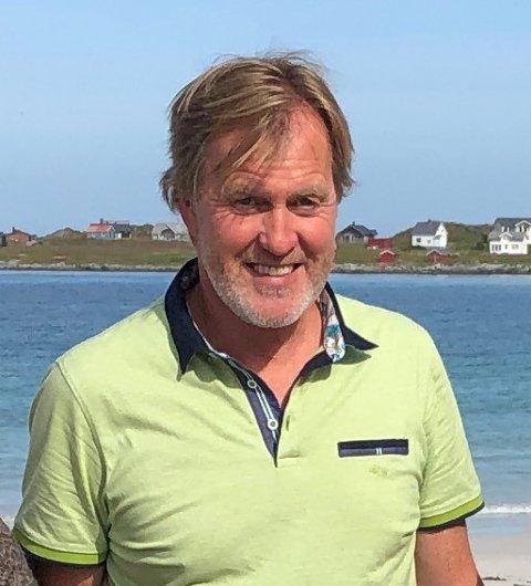 Kurt Atle Hansen (SV) mener svømmeopplæring ikke alltid må drives i basseng.