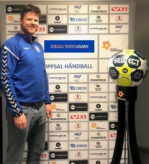 NY SJEF: Stian Bjermeland fra Skjetten har skrevet under en tre-årskontrakt med Oppsal.