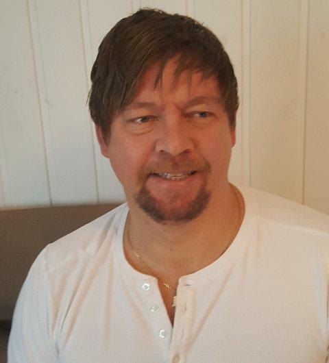 11 ÅR: Maciej Jeznach fra Polen har bodd i Norge i 11 år. Nå blir han endelig norsk statsborger. (Foto: Privat)