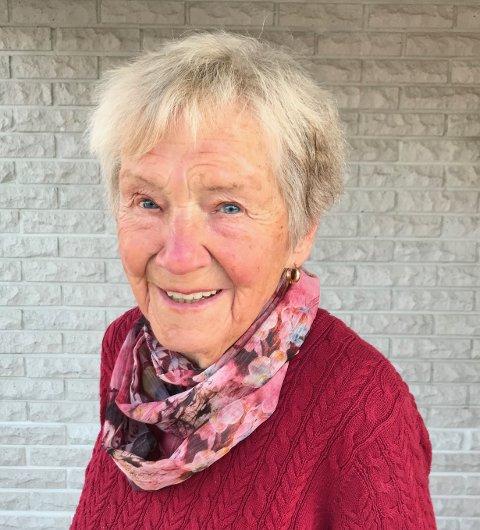 OPPLEVDE 2. VERDENSKRIG: Haldis Mellum fra Elverum husker godt da tyske soldater kom til hjembygda Kvikne under 2. verdenskrig.