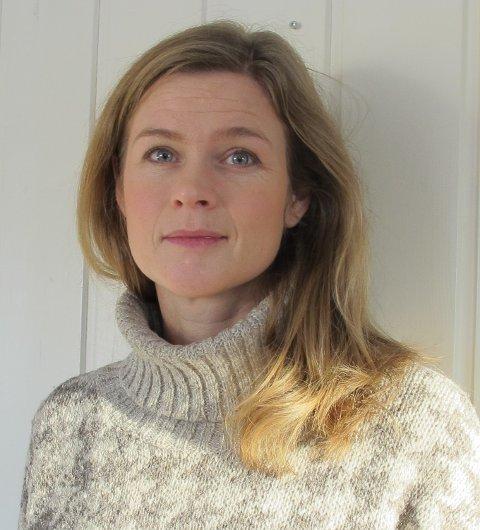 FILMHISTORIKER: Johanne Kielland Servoll (40) har skrevet nærmere 500 sider om Vibeke Løkkeberg. - Under arbeidet med boken tenkte jeg at virkeligheten ofte overgår fiksjonen.