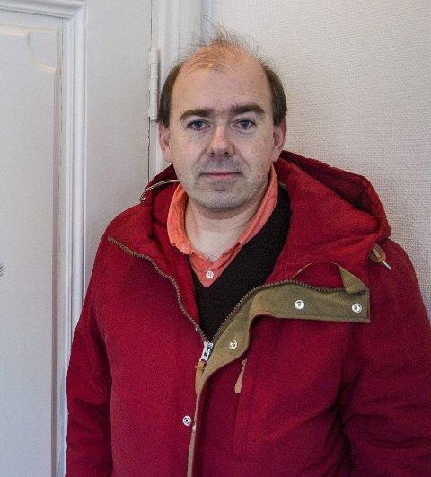 Foredrag: James Ronald Archer skal fortelle om en ukjent eier av Tollerodden.