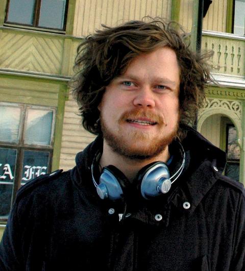 HJERTEBARNET: – Banken-prosjektet er hjertebarnet mitt, sier filmprodusent Sven Arild Storberget fra Sørskogbygda.