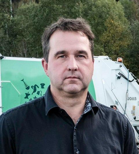 Leder i Polarsirkelen Transportarbeiderforening, Bjørn Tore Bråten