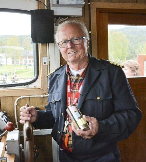 Kaptein Knut Ringes, Kryllingen, krengeprøve, Krøderfjorden, Krødsherad, Sole hotell