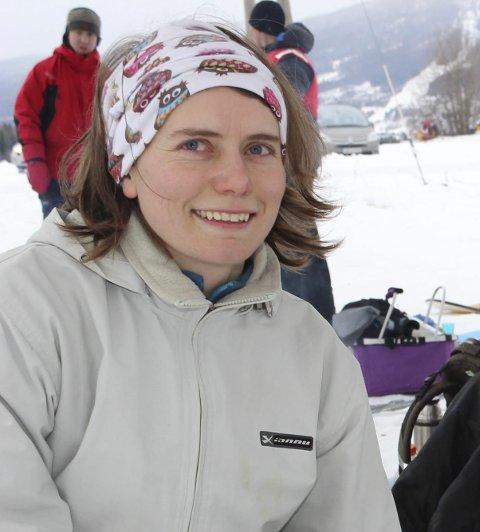 LEDER: Maren Wiger er nyvalgt leder i Buskerud bonde- og småbrukerlag.