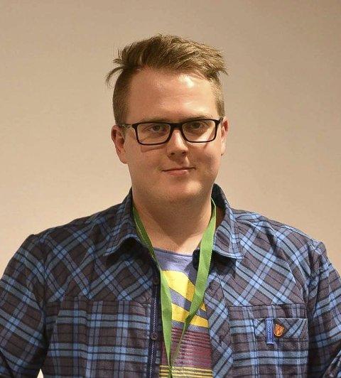 NR. 5: Magnus Weggesrud