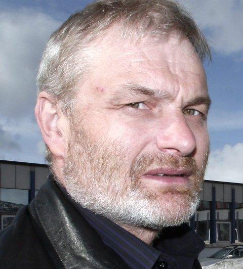 Gunnar Gamst rektor Framnes skole