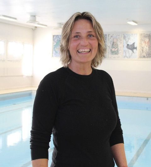 ENGASJERT: Venke Kristin Fredriksen bor på Harestua, men engasjerer seg likevel mye i Roa som sted.