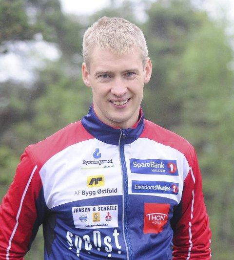 Olav Lundanes ble norsk mester i NM ultralang.