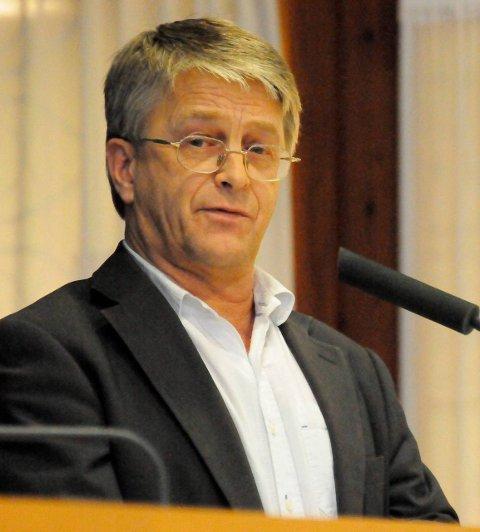 Kommunestyre Sørum ¬ Tor-Arne Lie Jensen (H)