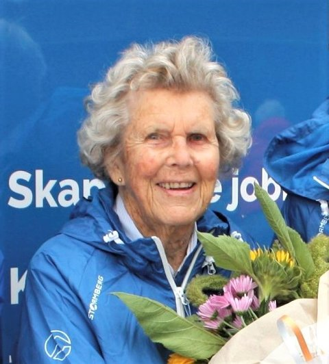 Ildsjelen Liv Steenstrup gikk bort 21. juli 2019.